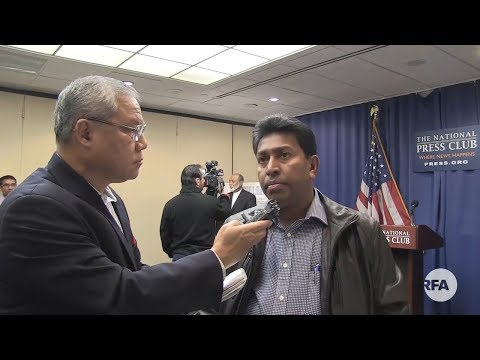Interview with Rohingya American Society