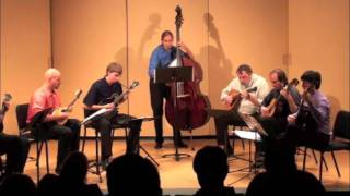 Cathedral Hill, by John Goodin - Performed by the Syzygia Mandolin Ensemble