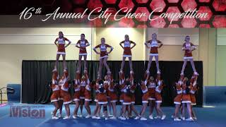 City Cheer Competition 2018
