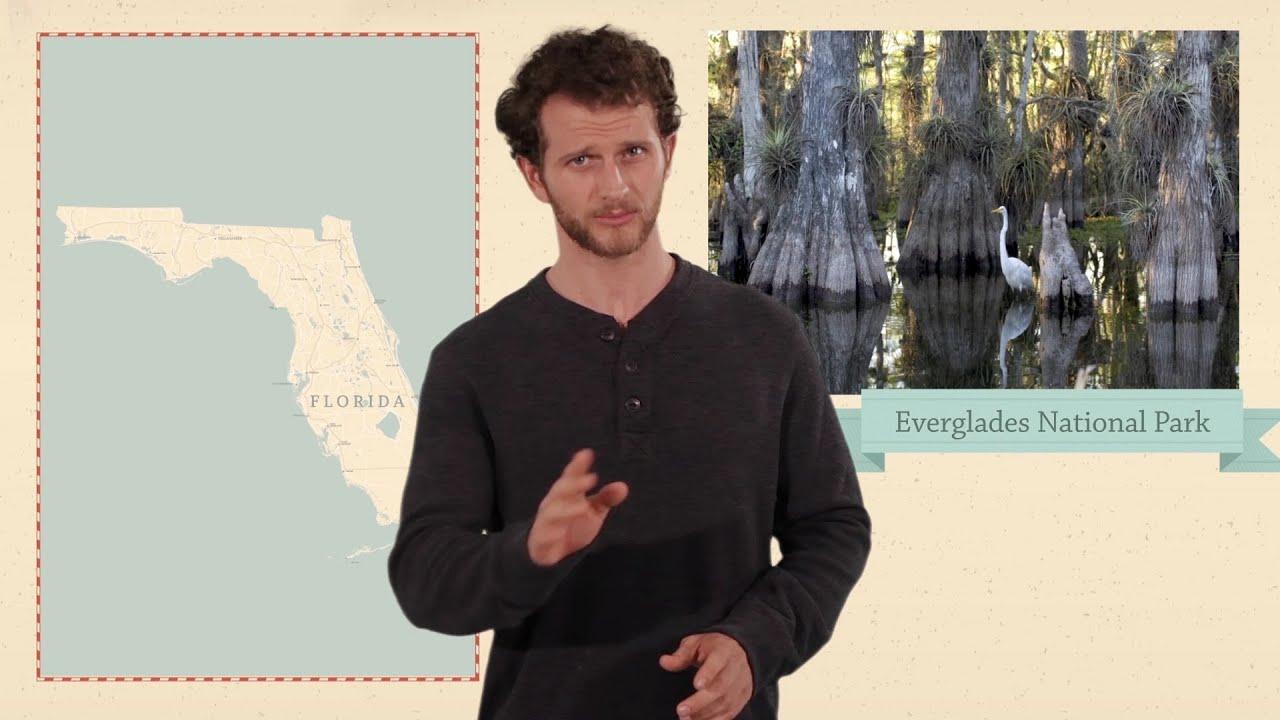 Florida - 50 States - US Geography