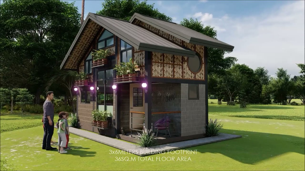 Another inspirational Tiny House concept ideas for small family
