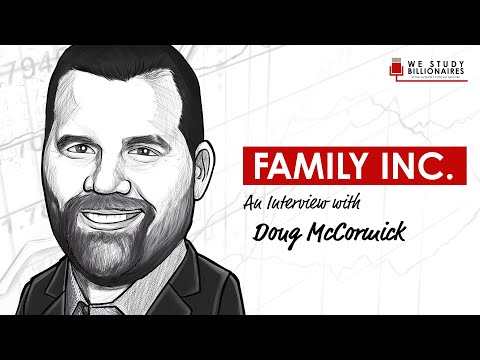 103 TIP: Family INC. – Running Your Home Finances Like A Business W/ Doug McCormick