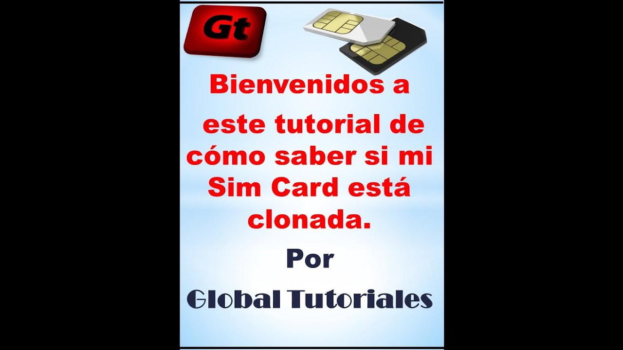 tutorial como saber si mi celular est hackeado sim card