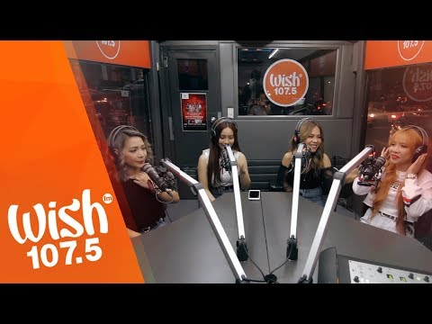 """4th Impact performs """"Times Two"""" LIVE on Wish 107.5 Bus"""