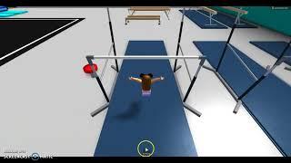 Mein Gymnastik-Team auf Roblox