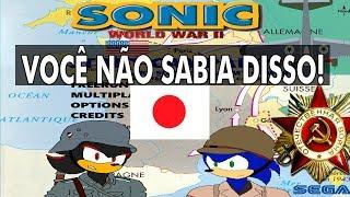 O que o Sonic tem a ver com a 2ª Guerra Mundial? - A HISTÓRIA POR TRÁS DA HISTÓRIA