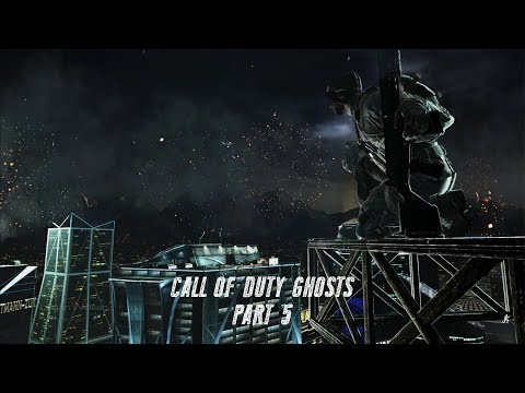 Call of Duty: Ghosts (Part 5) - FEDERATION DAY