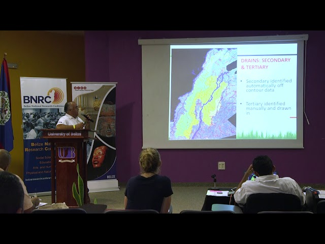 Land use in Northern Belize's sugar belt by Marcos Osorio