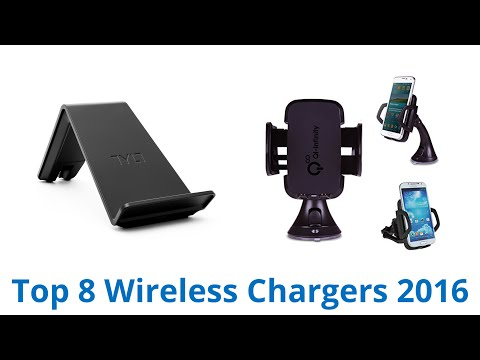 8 Best Wireless Chargers 2016