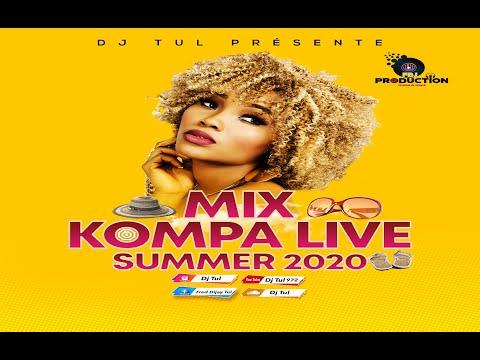 Mix Kompa Live 2020  - Kaï - 5Lan - Maestro - Enposib - T-Vice - Melodeek - Harmonik - Karizma ..