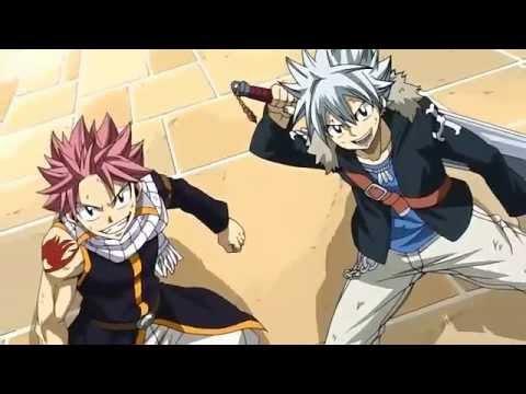 [Fairy Tail AMV] Fairy Tail x Rave Master -  Phenomenon