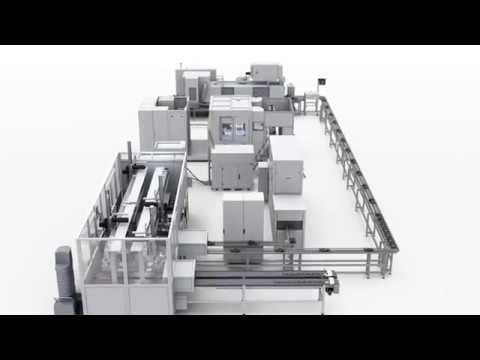 EMAG Video Laserschweißmaschine ELC 160 HP