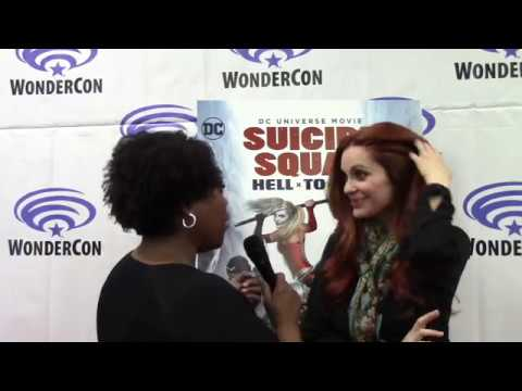 KRISTIN BAUER VAN STRATEN, KILLER FROST SUICIDE SQUAD: HELL TO PAY