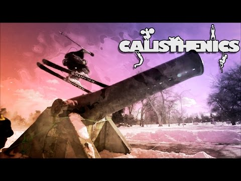 Calvin Barrett's Calisthenics Edit