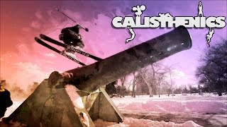 Calvin Barrett's Calisthenics | SKI Edit