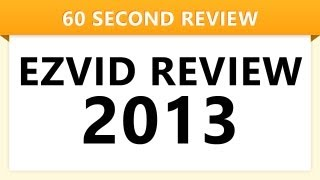 Ezvid Review 2013