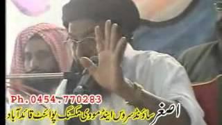 Allama Ahmad Saeed Khan Multani