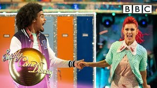 Dev and Dianne Jive to 'Dance With Me Tonight' - Week 2 | BBC Strictly 2019