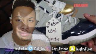 Shoe Vlog (Where To Find The Deals On Jordans) Vlog #3  Zay Rashod