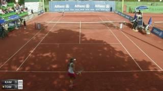 Kamenskaya Victoria v Tomova Viktoriya - 2016 ITF Sofia