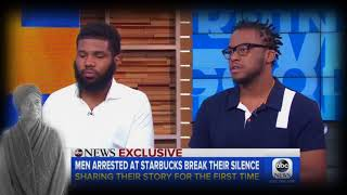 Two men arrested at Starbucks speak out for the first time - Video Update