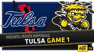 Wichita State Softball :: WSU vs. Tulsa Game 1