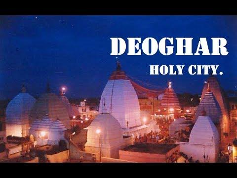 INDIA ---- DEOGHAR CITY TOUR.