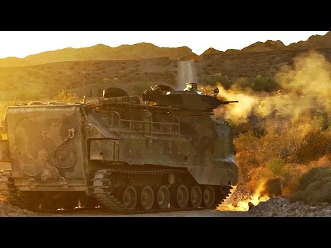 Assault Amphibious Vehicle Combat Marksmanship