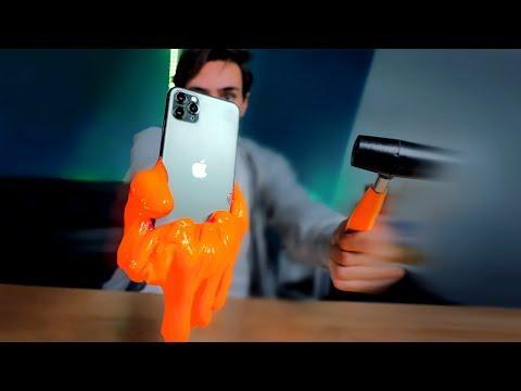 The IPhone 11 Saving Slime...?