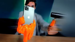 The iPhone 11 Saving Slime...?