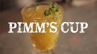 Pimm's Cup - Drink Inc.