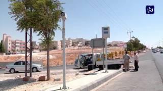 أمانة عمان تنشر كاميرات جديدة في العديد من شوارع العاصمة - (1-8-2017)