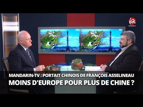 Mandarin-TV : Portraits Chinois Episode 1 - Moins d'Europe pour plus de Chine