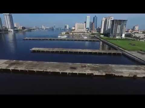 Jax Shipyards--DJI Inspire 1