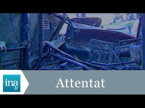 Attentats à Antenne2 et Radio France - Archive INA