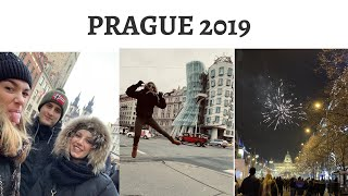 VIDEO VLOG | NEW YEAR IN PRAGUE
