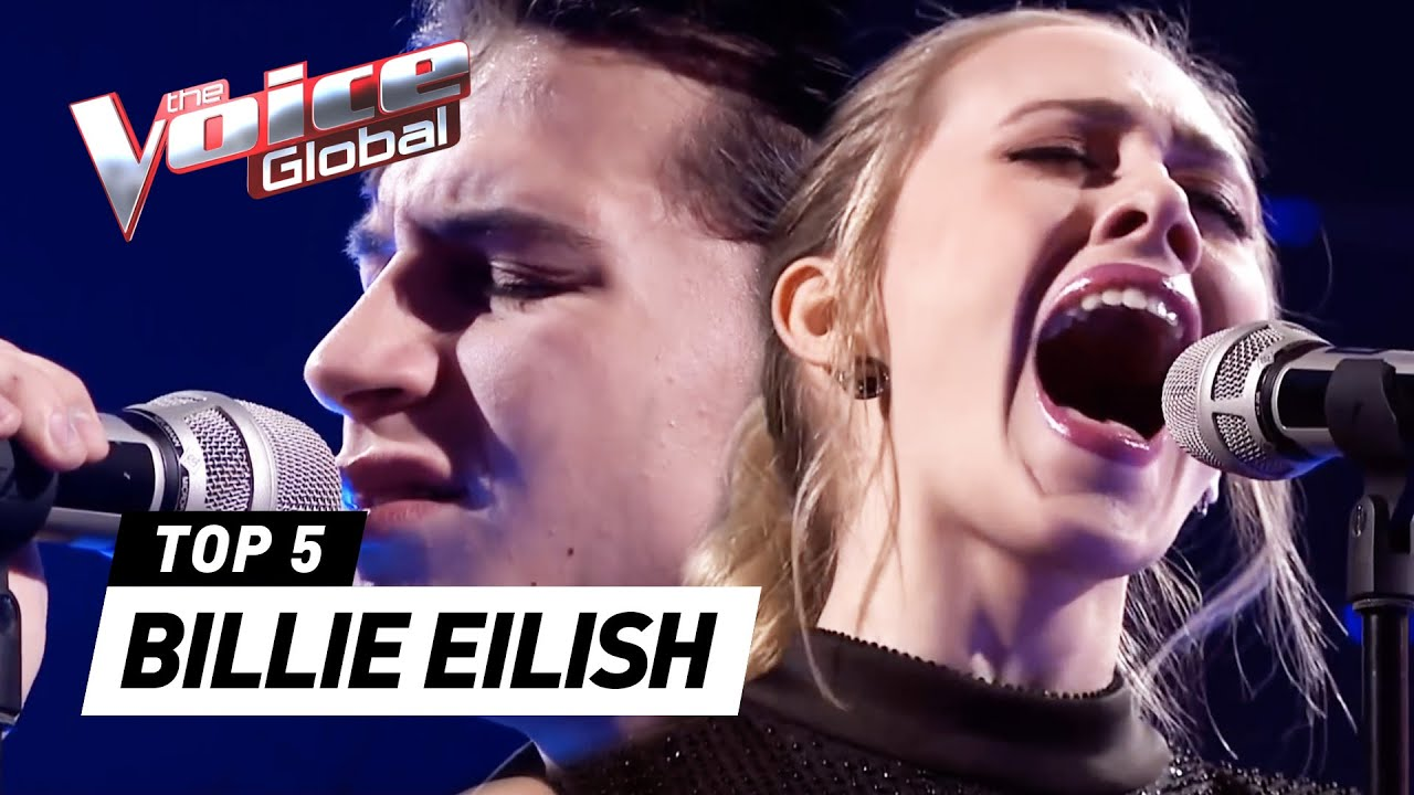 Download BEST BILLIE EILISH'S Lovely covers in The Voice