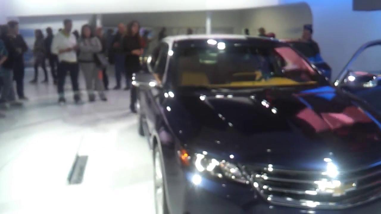 Chevrolet Impala 2014 Hd Close Up Full Presentation Doovi