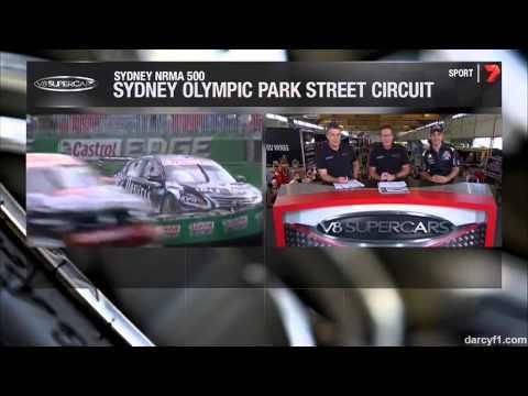 2014 Sydney NRMA 500 Practice 4 Highlights