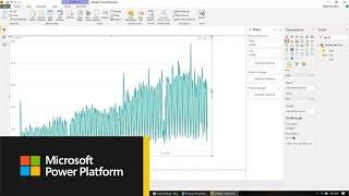 Microsoft Power BI: في الوقت الحقيقي لوحة القيادة مع Google Analytics الحقيقي API - BRK3065