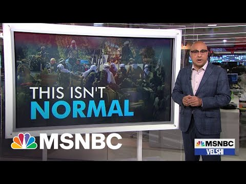 Velshi: Some Governments Are Empirically Evil. The Taliban Is One Of Them.
