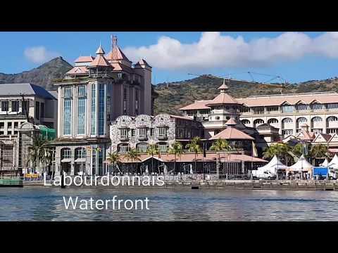 A boat trip around Port Louis Harbour, Le Suffren Hotel & Labourdonnais Waterfront