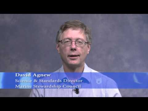 David Agnew, Science & Standards Director, Marine Stewardship Council