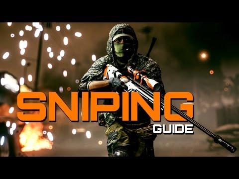 Battlefield 4: Sniping Guide