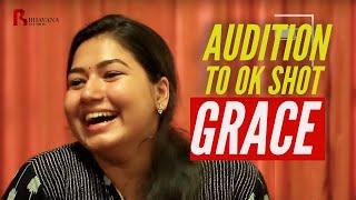 GRACE ANTONY | Audition To OK Shot | Kumbalangi Nights