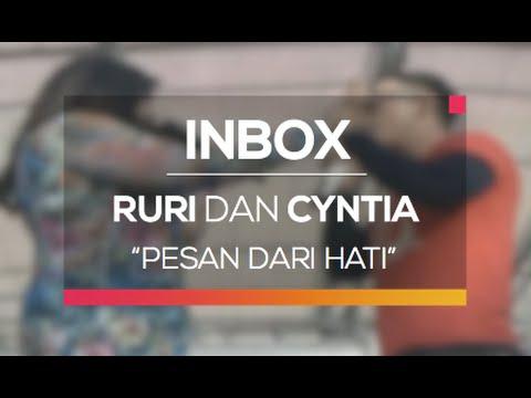 Ruri dan Cyntia - Pesan Dari Hati (Live on Inbox)