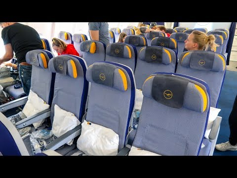 TRIP REPORT | Lufthansa | Airbus A340-600 | Munich - Los Angeles (MUC-LAX) | Economy Class