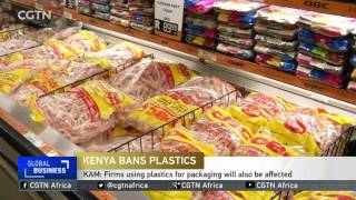 #Kenyan government bans use of plastic bags