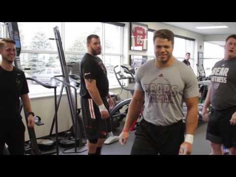 Day in the Life of Combine Training: Dylan Cole