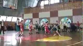 Детский Баскетбол в г. Орск, региональные соревнования